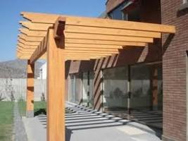 Techos de madera techos sol y sombra pagina 1 for Clases de techos para terrazas
